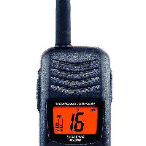 VHF portable HX300E