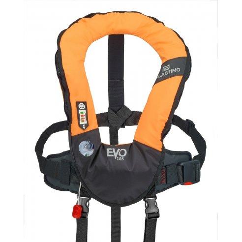 Gilet de sauvetage EVO avec harnais