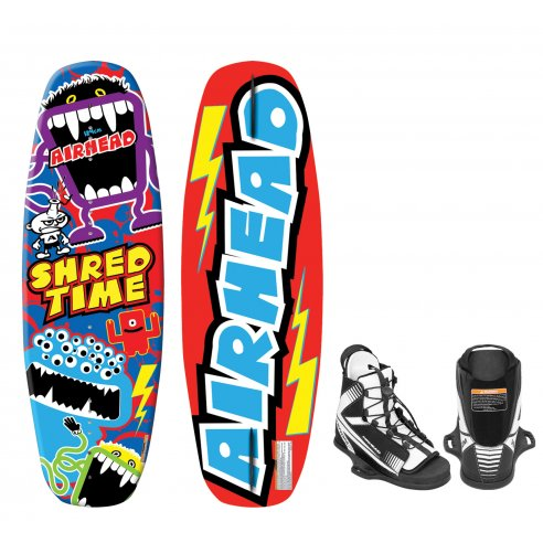 Pack Wakeboard junior Shred-time