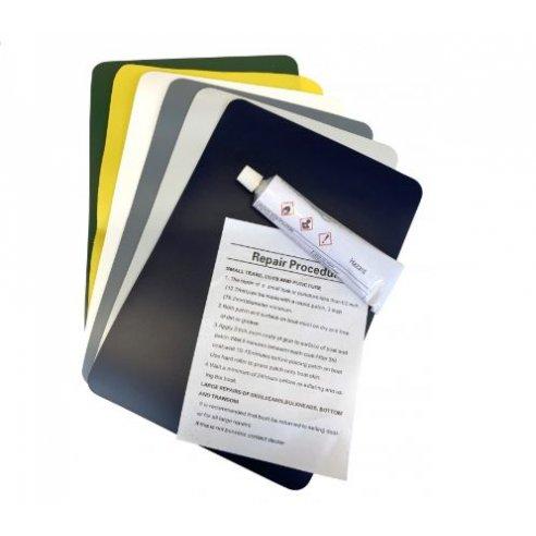 Kit de réparation PVC (bateaux et...