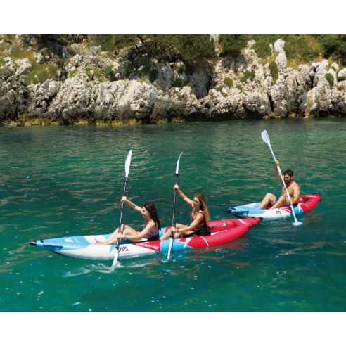 Kayak gonflable 2 personnes - Steam