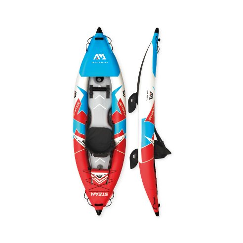 Kayak gonflable 1 personne - Steam